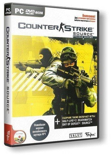 Counter-Strike Source v68 (2011) PC | RePack.jpg» от Torentioon